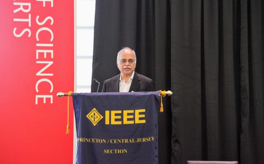 Professor Shivendra Panwar honoredby IIT Kanpur